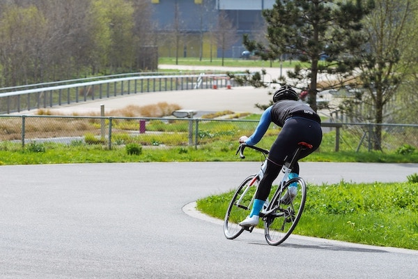 Acupuncture for cyclists