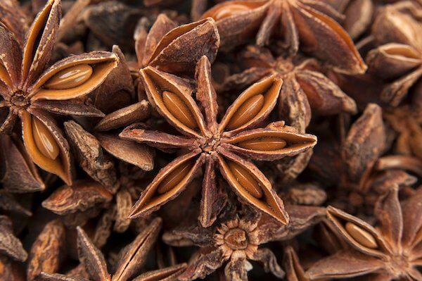 Star anise Chinese medicine