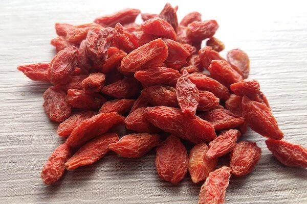 Gojiberries Chinese medicine