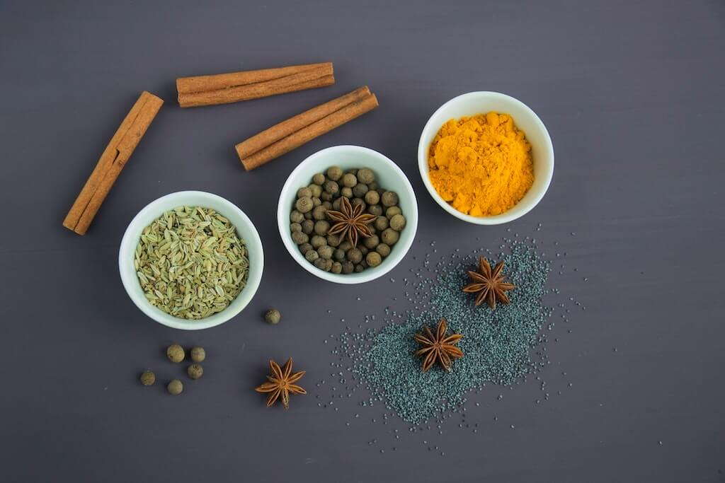 Selección de plantas medicinales